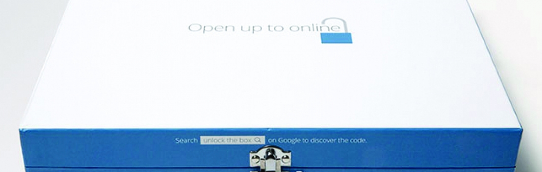 GOOGLE ADWORDS <br> BREAKS INTO JAPAN MARKET WITH DIRECT MAIL CAMPAIGN