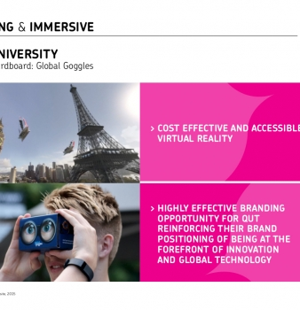 Exciting & Immersive