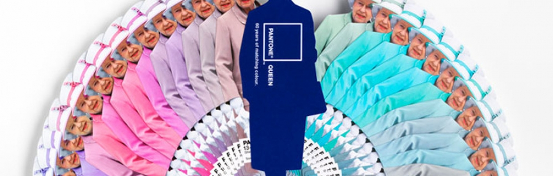 Pantone<br>creative direct mail to grab the attention of new and existing customers